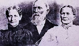 Susan Leggett, Ezra T. and Mary S. Clark